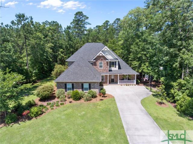 65 Eddenfield Lane, Richmond Hill, GA 31324 (MLS #194563) :: Coastal Savannah Homes