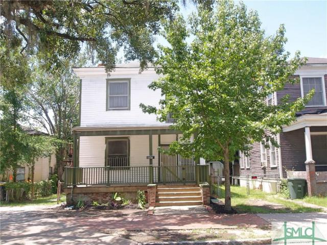 2317 Martin Luther King Jr Boulevard, Savannah, GA 31415 (MLS #194567) :: The Robin Boaen Group