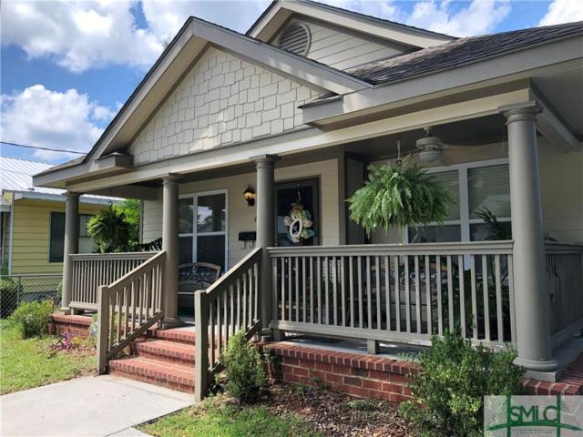 408 W 60th Street, Savannah, GA 31405 (MLS #194581) :: Karyn Thomas