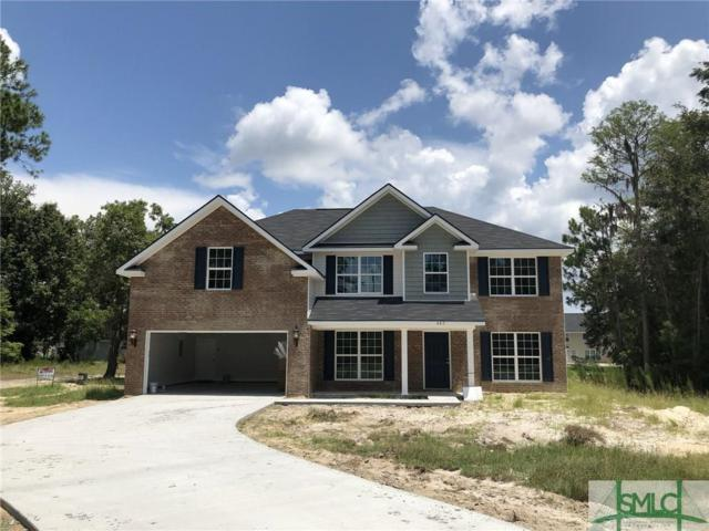 665 Live Oak Church Road, Hinesville, GA 31313 (MLS #194620) :: The Arlow Real Estate Group
