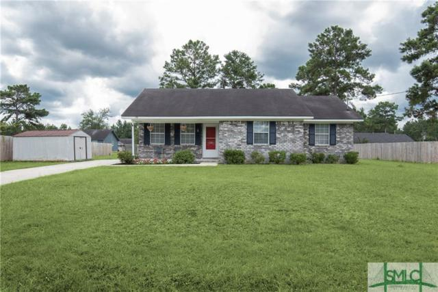 198 Shayna Drive, Hinesville, GA 31313 (MLS #194664) :: The Randy Bocook Real Estate Team