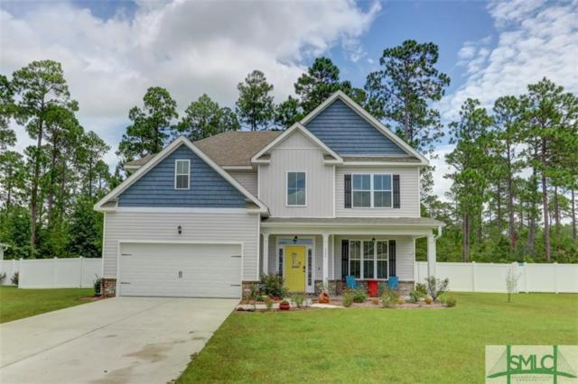 121 Greystone Drive, Guyton, GA 31312 (MLS #194727) :: The Arlow Real Estate Group