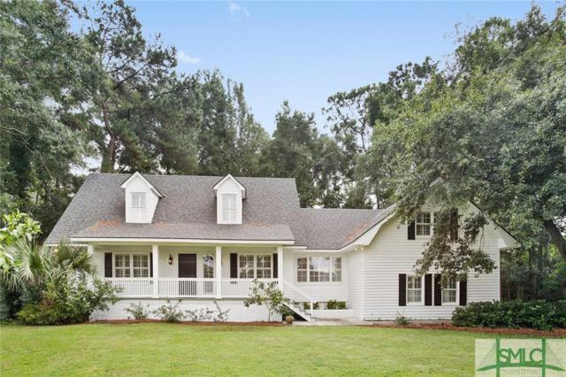 17 Marsh Point Drive, Savannah, GA 31406 (MLS #194731) :: The Arlow Real Estate Group