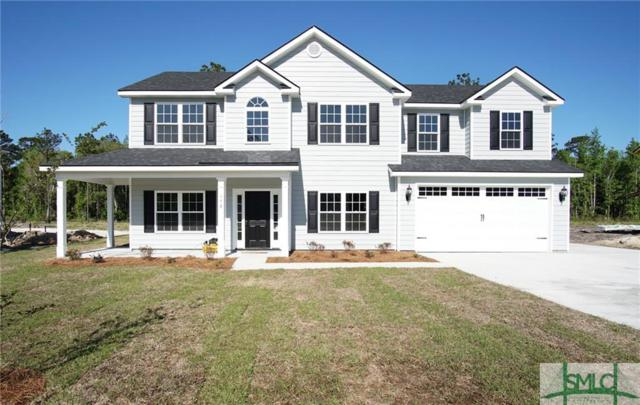 361 Kerry Drive, Richmond Hill, GA 31324 (MLS #194755) :: The Arlow Real Estate Group