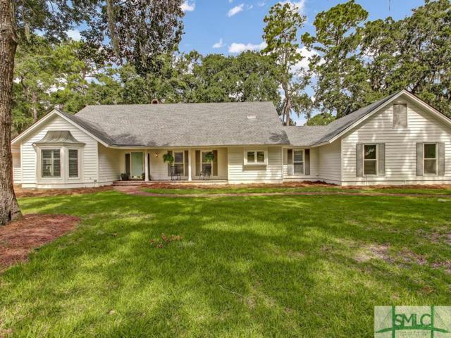 4 Dunsmuir Lane, Savannah, GA 31411 (MLS #194802) :: Karyn Thomas