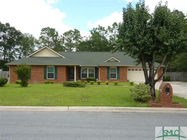 537 Wellington Way, Hinesville, GA 31313 (MLS #194840) :: Karyn Thomas