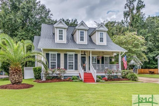81 Cottage Court, Richmond Hill, GA 31324 (MLS #194848) :: The Robin Boaen Group
