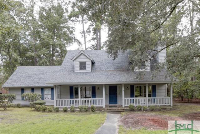 133 Mariners Way, Savannah, GA 31419 (MLS #194863) :: The Arlow Real Estate Group