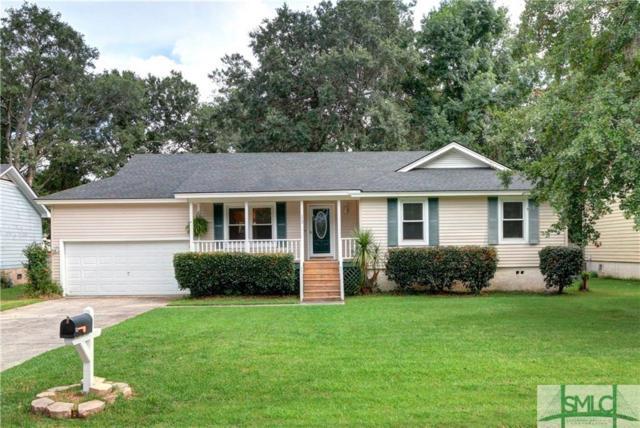 13 Sheftall Cove, Savannah, GA 31410 (MLS #194867) :: The Arlow Real Estate Group