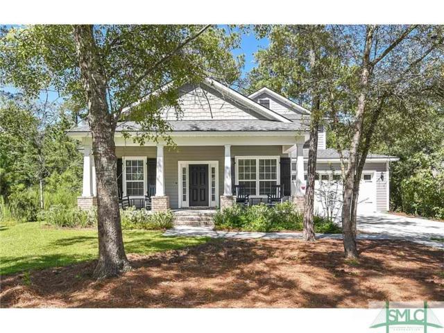 115 Blackjack Oak Drive E, Richmond Hill, GA 31324 (MLS #194900) :: Coastal Savannah Homes