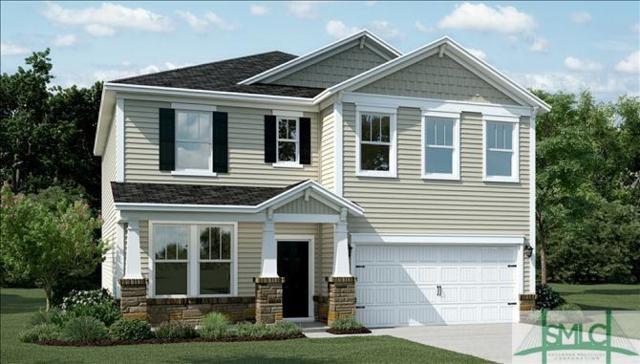 415 Grasslands Drive, Pooler, GA 31322 (MLS #194923) :: The Arlow Real Estate Group