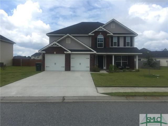 504 Cascade Court, Hinesville, GA 31313 (MLS #194925) :: Coastal Savannah Homes
