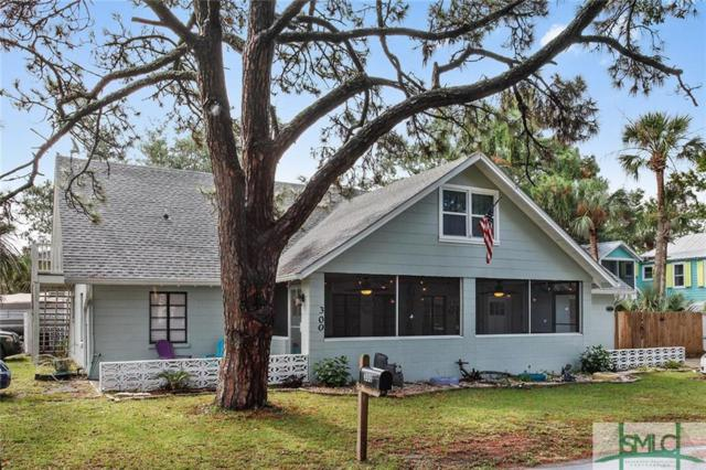300 2nd Avenue, Tybee Island, GA 31328 (MLS #194926) :: The Randy Bocook Real Estate Team