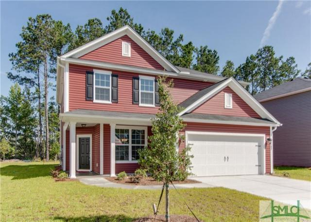 204 Tanzania Trail, Pooler, GA 31322 (MLS #194927) :: The Sheila Doney Team