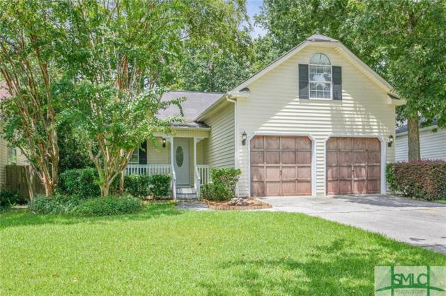 16 Sugar Cane Drive, Savannah, GA 31419 (MLS #194941) :: Teresa Cowart Team