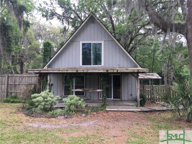 189 Tideland Drive, Midway, GA 31320 (MLS #194946) :: The Randy Bocook Real Estate Team