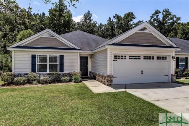 51 Lake Shore Boulevard, Port Wentworth, GA 31407 (MLS #194969) :: Heather Murphy Real Estate Group