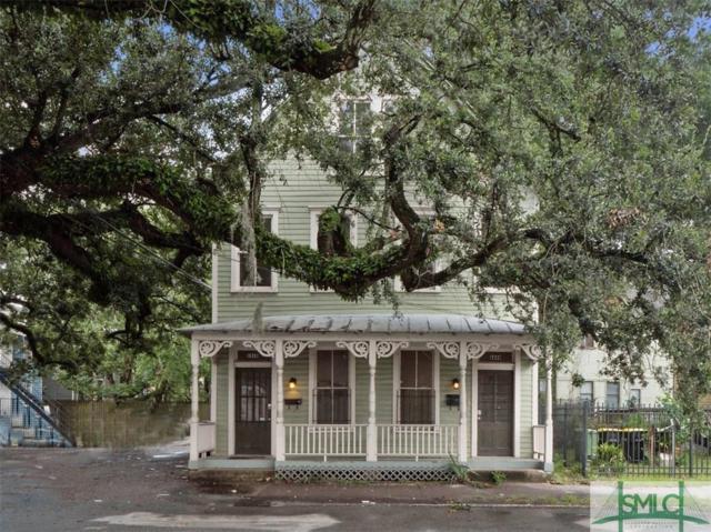 1312/1314 Lincoln Street, Savannah, GA 31401 (MLS #194980) :: Coastal Savannah Homes