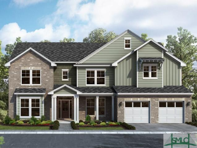 150 Moor Hen Landing, Savannah, GA 31419 (MLS #195026) :: The Arlow Real Estate Group