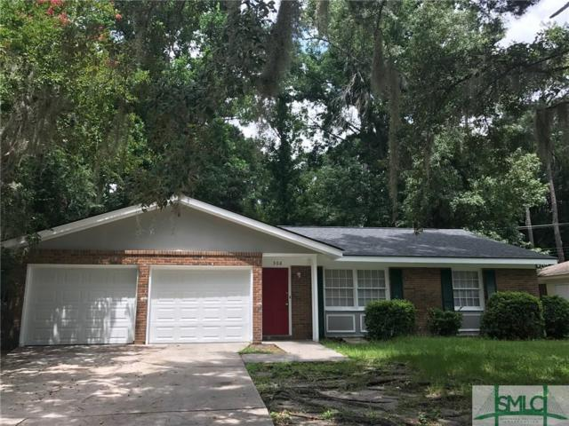 306 San Anton Drive, Savannah, GA 31419 (MLS #195036) :: The Randy Bocook Real Estate Team