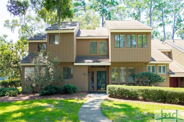 10 Dame Kathryn Drive, Savannah, GA 31411 (MLS #195041) :: The Arlow Real Estate Group