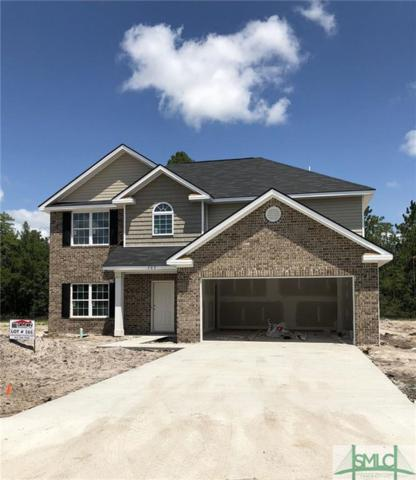 723 Waterlilly Court, Hinesville, GA 31313 (MLS #195065) :: The Arlow Real Estate Group