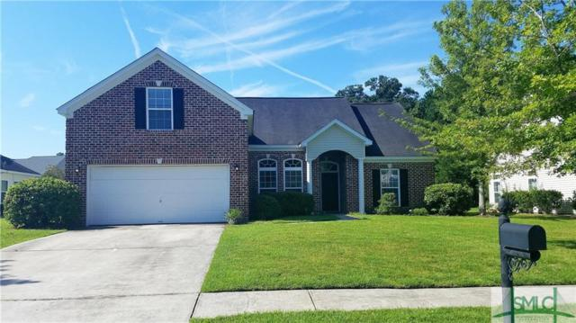 391 Stonebridge Circle, Savannah, GA 31419 (MLS #195066) :: Coastal Savannah Homes