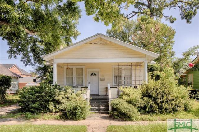1316 Seiler Avenue, Savannah, GA 31404 (MLS #195084) :: The Robin Boaen Group
