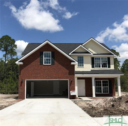 733 Waterlilly Court, Hinesville, GA 31313 (MLS #195091) :: The Arlow Real Estate Group