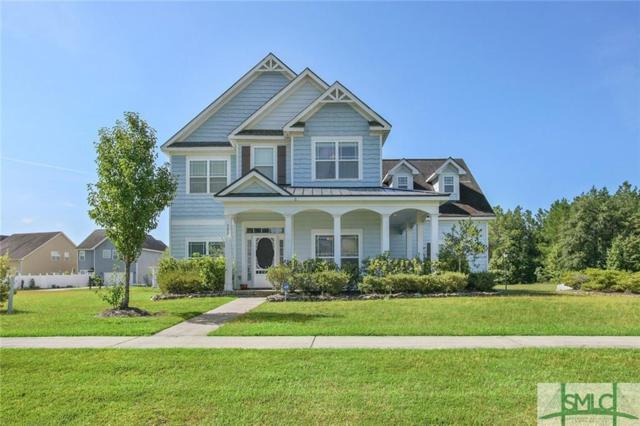 502 Lakeside Drive, Port Wentworth, GA 31407 (MLS #195103) :: The Randy Bocook Real Estate Team
