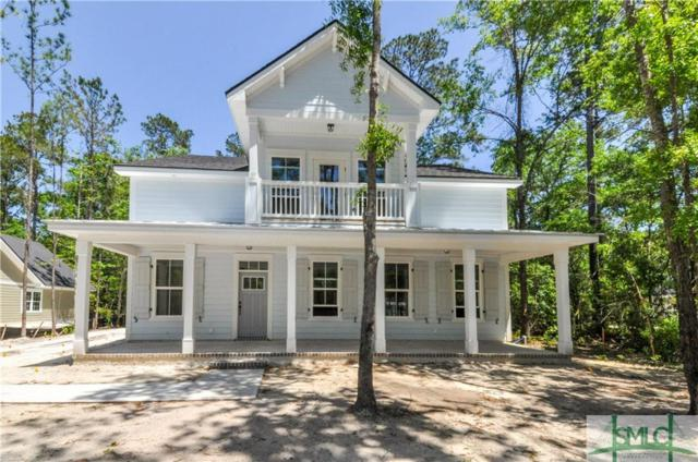 361 Ridgewood Park Drive S, Richmond Hill, GA 31324 (MLS #195114) :: The Randy Bocook Real Estate Team