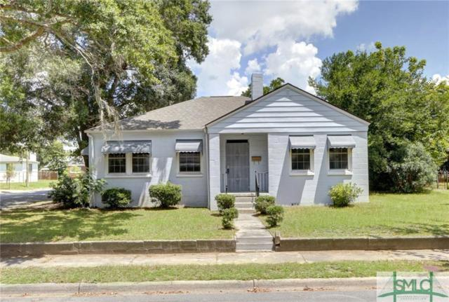 2102 E 41st Street, Savannah, GA 31404 (MLS #195115) :: The Arlow Real Estate Group