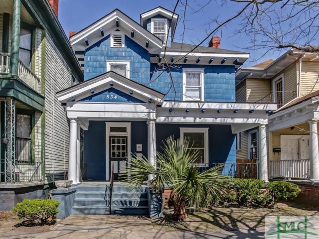 534 E Waldburg Street, Savannah, GA 31401 (MLS #195145) :: Coastal Savannah Homes