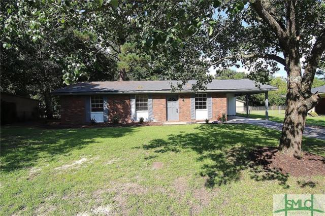 122 Holiday Drive, Savannah, GA 31419 (MLS #195148) :: The Sheila Doney Team
