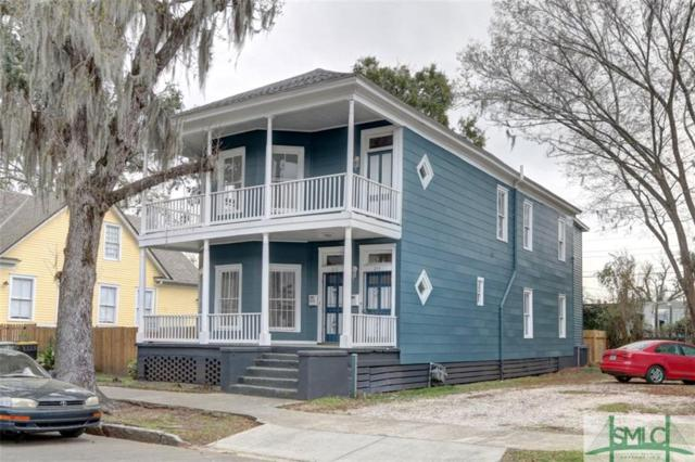 213 W 41st Street, Savannah, GA 31401 (MLS #195149) :: The Arlow Real Estate Group