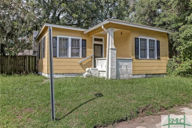 901 W 52nd Street, Savannah, GA 31405 (MLS #195160) :: The Sheila Doney Team