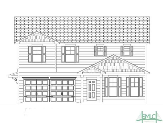 231 Lakepointe Drive, Savannah, GA 31407 (MLS #195163) :: The Arlow Real Estate Group