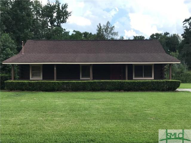 117 Pleasant Drive, Port Wentworth, GA 31407 (MLS #195185) :: The Randy Bocook Real Estate Team