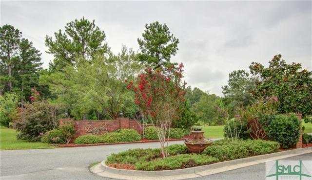143 Taylor Drive, Guyton, GA 31312 (MLS #195207) :: The Randy Bocook Real Estate Team