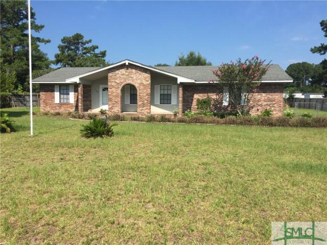 1107 Chestnut Lane, Hinesville, GA 31313 (MLS #195264) :: The Randy Bocook Real Estate Team