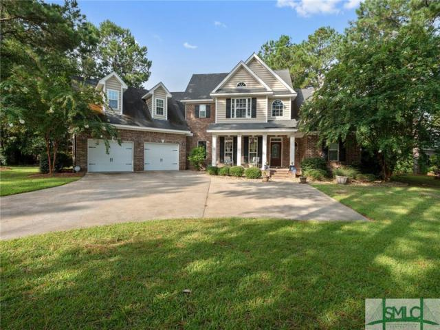 509 Kingston Circle, Richmond Hill, GA 31324 (MLS #195268) :: Coastal Savannah Homes