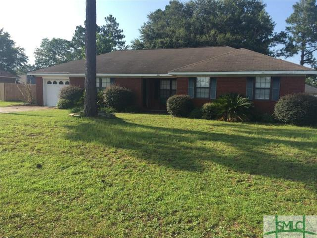 246 Stephanie Drive, Allenhurst, GA 31301 (MLS #195277) :: The Sheila Doney Team