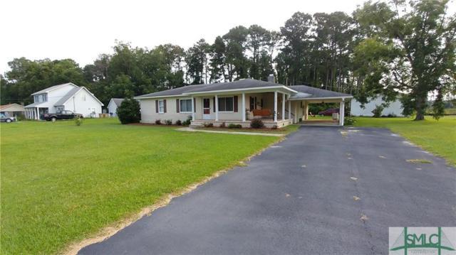 114 Ponderosa Road, Richmond Hill, GA 31324 (MLS #195303) :: The Arlow Real Estate Group