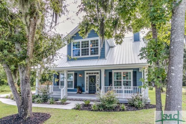 133 Goodman Drive, Midway, GA 31320 (MLS #195322) :: The Randy Bocook Real Estate Team