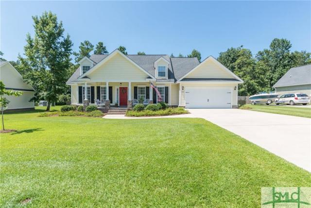 212 William Wells Road, Richmond Hill, GA 31324 (MLS #195330) :: The Arlow Real Estate Group