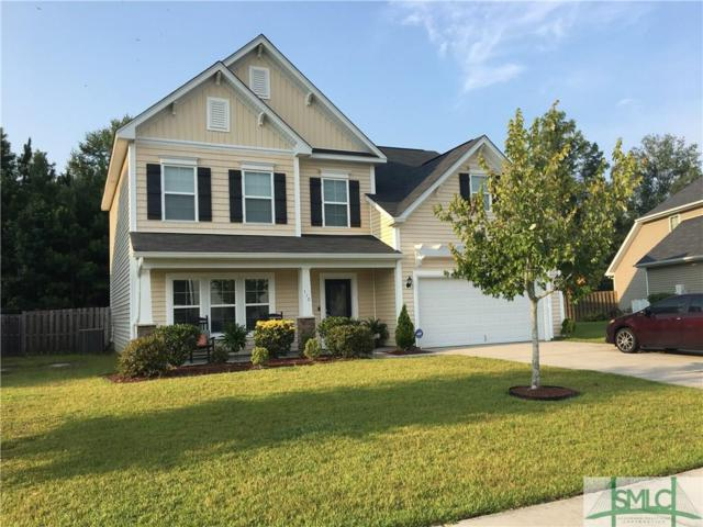 310 Casey Drive, Pooler, GA 31322 (MLS #195331) :: The Randy Bocook Real Estate Team