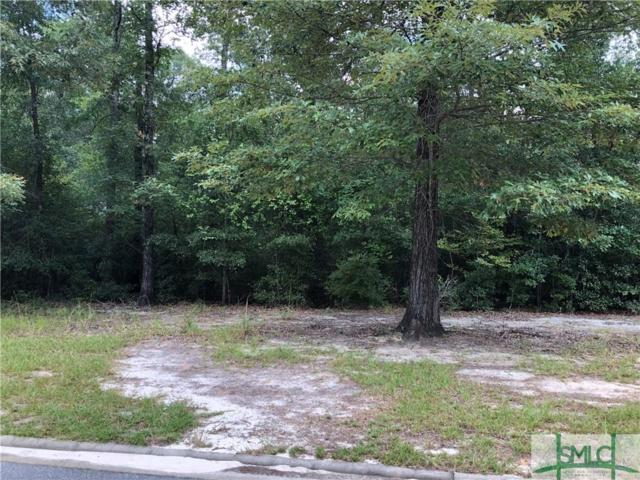 150 Cubbedge Drive, Rincon, GA 31326 (MLS #195341) :: The Randy Bocook Real Estate Team