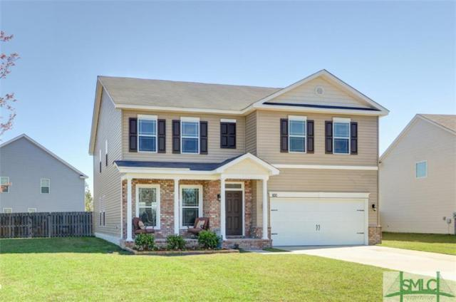 100 St Marys Circle, Pooler, GA 31322 (MLS #195347) :: Coastal Savannah Homes