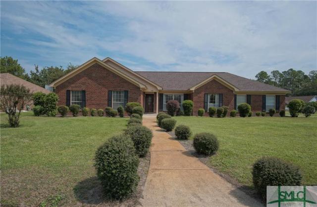 520 Maxwelton Circle, Hinesville, GA 31313 (MLS #195348) :: The Arlow Real Estate Group