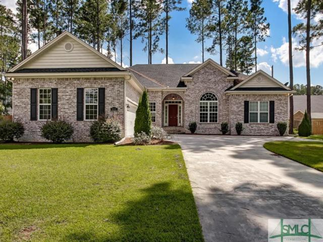 111 Sweetwater Circle, Rincon, GA 31326 (MLS #195362) :: Coastal Savannah Homes